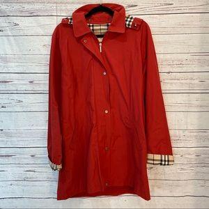 Vintage Burberry raincoat (F5